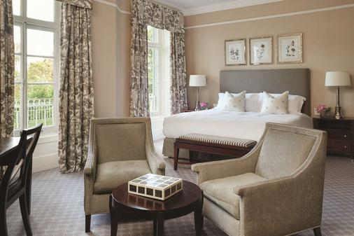 纳尔逊山酒店 - 开普敦 - 睡房