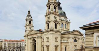 贝斯里卡中心酒店 - 布达佩斯