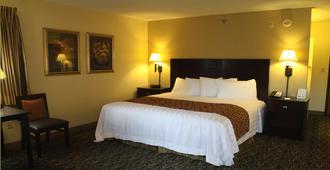 山谷旅馆 - 苏福尔斯 - 睡房