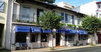 塔修塔修米塔修酒店 - 比亚里茨