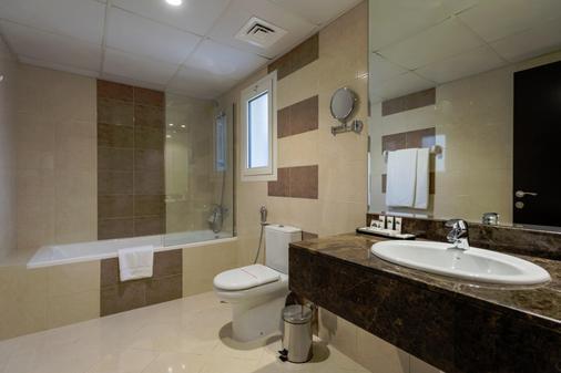 城市之旅尊贵公寓式酒店 - 迪拜 - 浴室