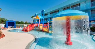火烈鸟水上乐园度假酒店 - 基西米 - 住宿设施