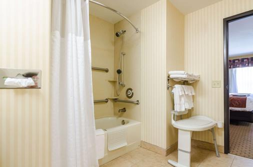 萨莱纳凯富套房酒店 - Salina - 浴室