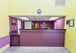 大学品质酒店 - Gainesville - 大厅