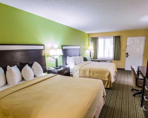 大学品质酒店 - Gainesville - 睡房