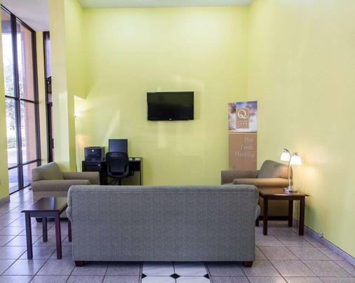 大学品质酒店 - Gainesville - 商务中心