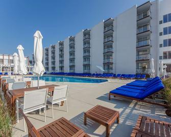 艾克纳钻石海滩酒店 - 威尔伍德克拉斯特 - 建筑