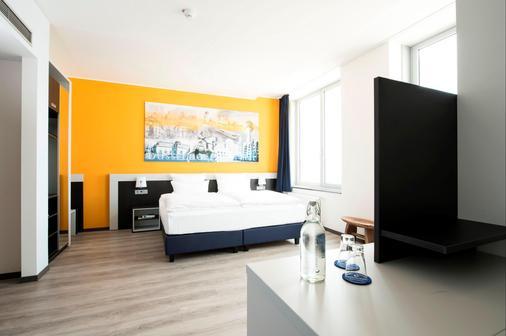 杜塞尔多夫克拉特城市酒店 - 杜塞尔多夫 - 睡房