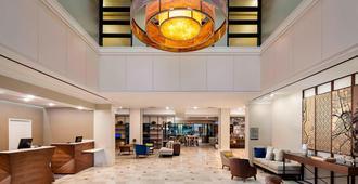 达拉斯市场中心喜来登套房酒店 - 达拉斯 - 大厅