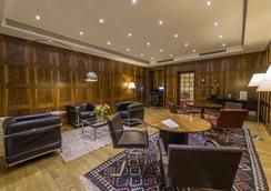 马利亚特雷西亚K+K酒店 - 维也纳 - 休息厅