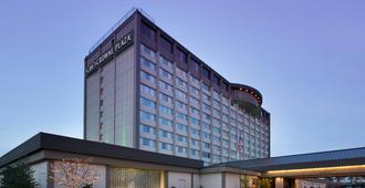 西雅图机场皇冠假日酒店 - 锡塔克