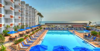 阿库蒂基贝斯特韦斯特酒店 - 代托纳海滩 - 游泳池