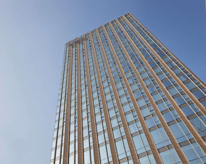 济南万达凯悦酒店 - 济南 - 建筑