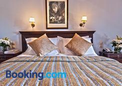 杜普尼豪斯酒店 - 卡兰巴卡 - 睡房
