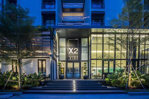 曼谷素坤逸X2氛围酒店 - 曼谷 - 建筑