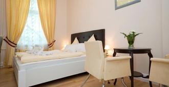 Hotel Am Schloss - 法兰克福 - 睡房