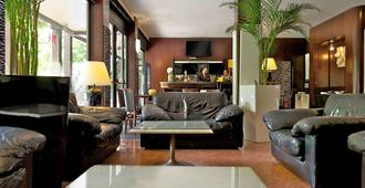 博洛尼亚中心美居酒店 - 博洛尼亚 - 客厅