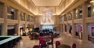 丹佛市中心万丽酒店 - 丹佛 - 大厅