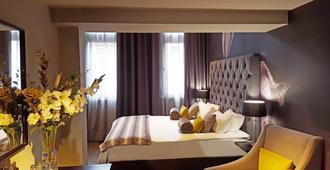 利基格雷街酒店 - 泰恩河畔纽卡斯尔 - 睡房
