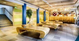 欧洲旅馆 - 赫尔辛基 - 大厅