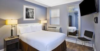 芝加哥西环酒店 - 芝加哥 - 睡房