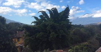 美景家庭旅馆 - 安地瓜 - 户外景观