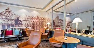 安纳尼奥泰尔艺术酒店 - 斯图加特 - 休息厅
