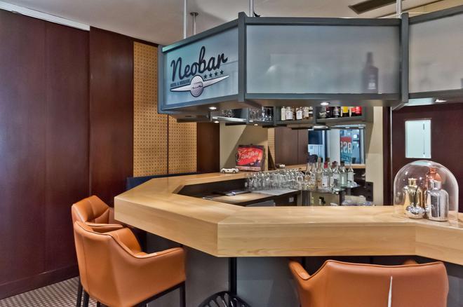 尼奥泰尔斯图加特酒店 - 斯图加特 - 酒吧