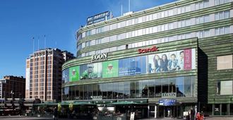 斯堪迪克柏波尔腾酒店 - 奥斯陆 - 建筑