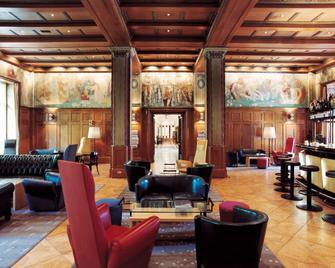劳伦公园酒店 - 博尔扎诺 - 休息厅