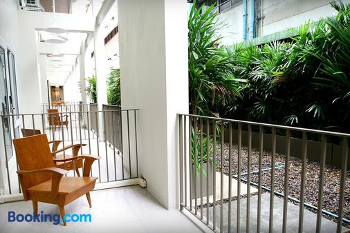 今晨旅馆 - 曼谷 - 阳台