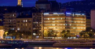 布达佩斯多瑙河诺富特酒店 - 布达佩斯 - 建筑