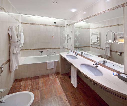 米兰马基雅维利nh酒店 - 米兰 - 浴室