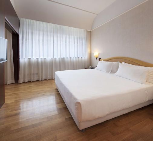 米兰马基雅维利nh酒店 - 米兰 - 睡房
