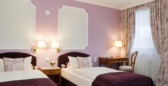 吉尔多斯酒店 - 杜塞尔多夫 - 睡房