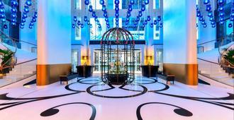 多哈W酒店 - 多哈 - 大厅