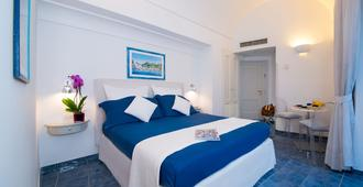潘莎B&B住宅酒店 - 阿马尔菲 - 睡房