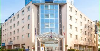 诺沃特南特中央伯德卢尔酒店 - 南特 - 建筑