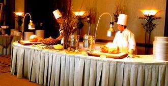 格兰德杜内斯滨海酒店 - 默特尔比奇 - 自助餐