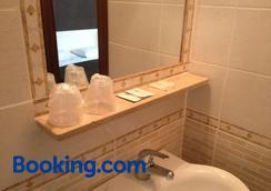 丘丘酒店 - 罗马 - 浴室
