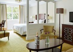 斯普羅斯頓莊園飯店&高爾夫&鄉村俱樂部 - 诺里奇 - 睡房