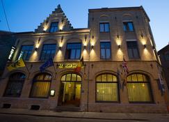 阿尔比恩酒店 - 伊佩尔 - 建筑