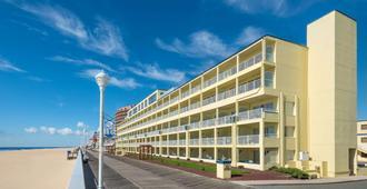 戴斯海滨酒店 - 大洋城 - 建筑