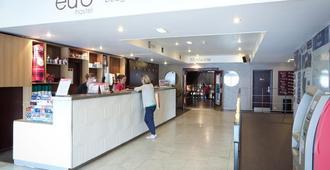 欧元格拉斯哥旅馆 - 格拉斯哥 - 柜台