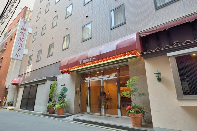 御堂筋酒店 - 大阪 - 建筑