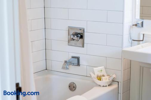 不列颠哥伦比亚联盟俱乐部酒店 - 维多利亚 - 浴室