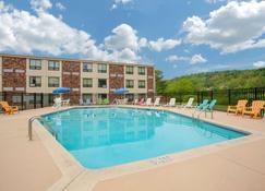自由戴斯酒店 - 利伯蒂(纽约州) - 游泳池