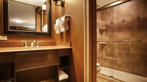法国夸特纪念碑贝斯特韦斯特普拉斯酒店 - 新奥尔良 - 浴室