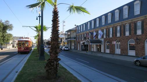 法国夸特纪念碑贝斯特韦斯特普拉斯酒店 - 新奥尔良 - 建筑