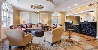 法国区庭院贝斯特韦斯特普拉斯酒店 - 新奥尔良 - 大厅